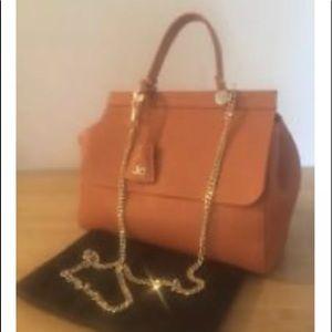 Jacky & Celine Italian real leather